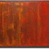 """Crimson Divergence"" 24 x 48 inches"